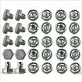 50PCS Mix Beyblade Metal Performance Tips Parts, Variety Pack, Lot, Set - FREE SHIPPING