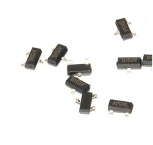 200PCS SMD <font><b>SI2301DS</b></font> SI2301 MOSFET Field Effect Tube SOT-23 image
