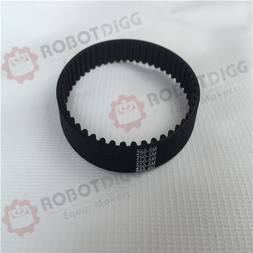 Free shipping  HTD 5M Timing Belt Closed-loop 235mm 245mm 250mm 275mm 260mm 270mm 275mm 280mm  length 12mm/9mm width