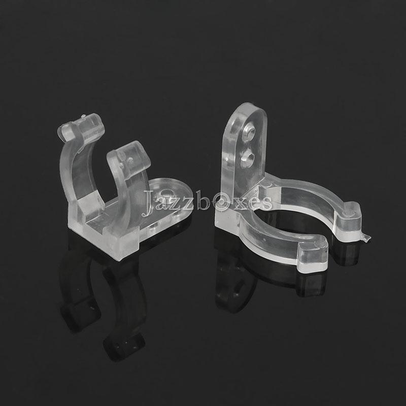 Mounting clips for rope lights light catalogue light ideas clips for rope lights light ideas light ideas 100pcs led rope light wall mounting holder pvc aloadofball Gallery