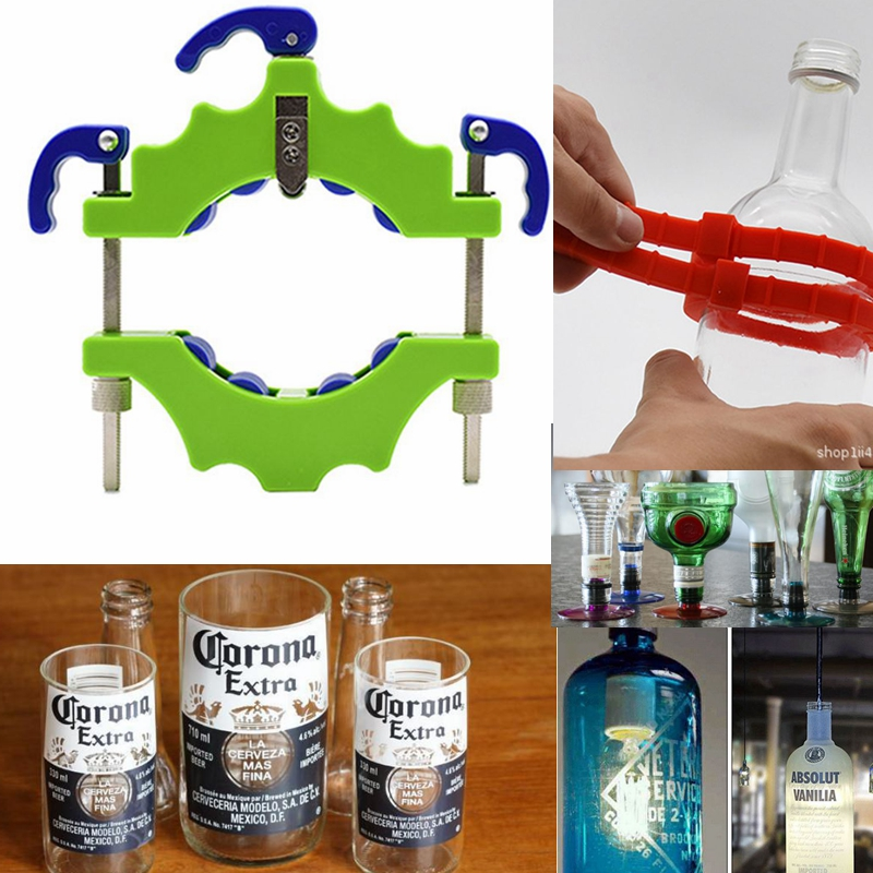 Professional Glass Cutter Tool For Bottle Glass Beer Wine Bottle Cutter DIY Cutting Tool Craft Making Volume