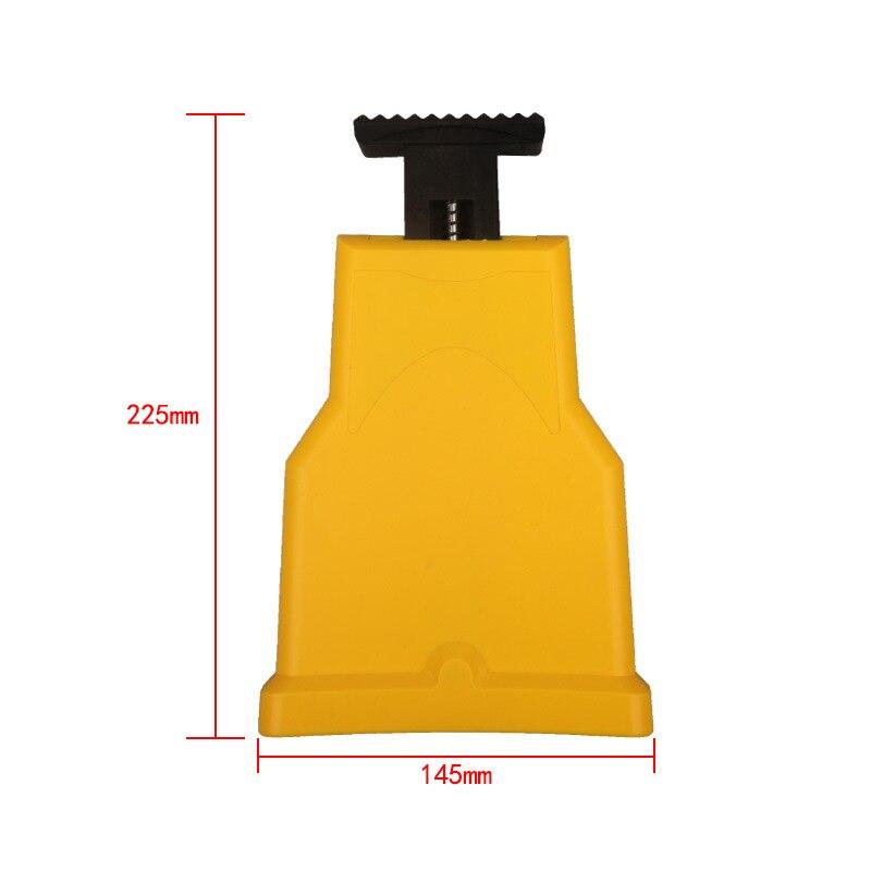Portable Grinder Tool Chainsaw Teeth Sharpener Abrasive Durable Easy File Power Sharp Bar-Mount Grinding Chain Sharpener Tools