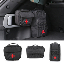 SHINEKA Outdoor Sports Travel Camping Home Tool Kit Storage Bags For Jeep Wrangler Cherokee Car Styling