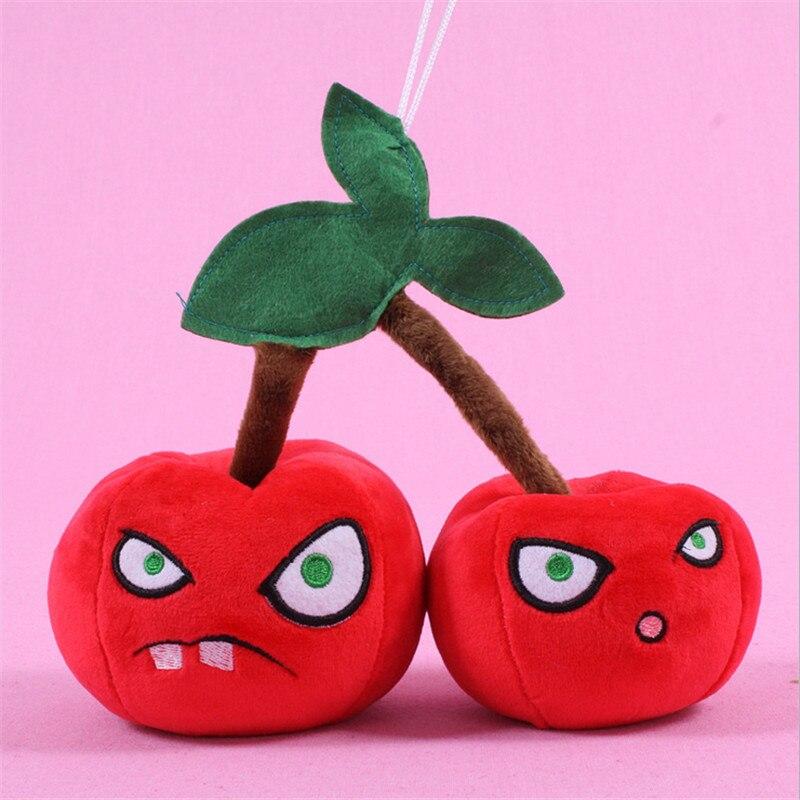 Växter vs Zombies Plush Leksaker Mjuka Fyllda Plush Leksaker Doll Babyleksaker för Kids Gifts Party Toys