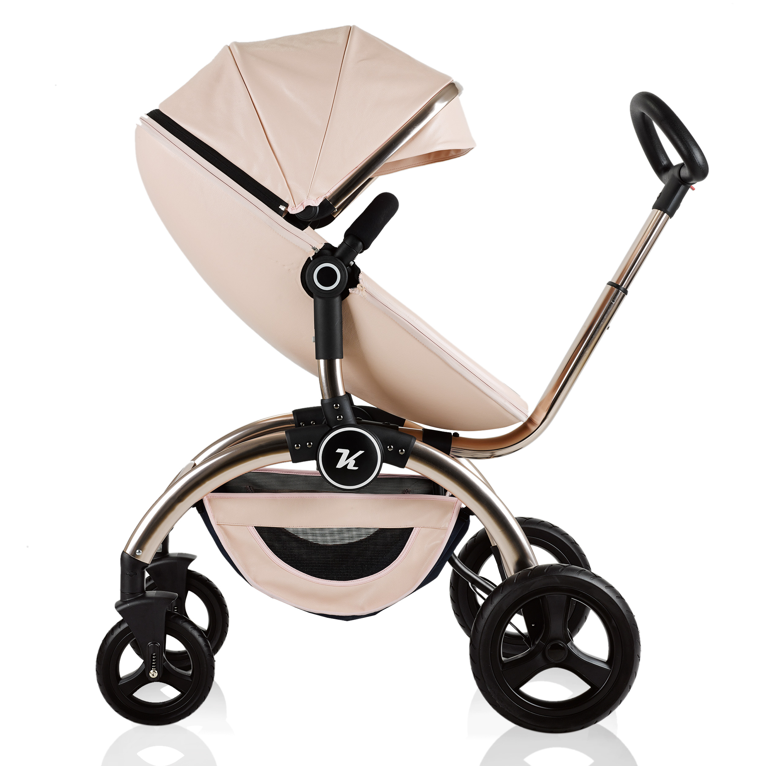 Imports Of Baby Stroller High Landscape Can Sit And Lie Flat Portable Folding Dual Purpose Newborn beamon baby stroller division ultra portable dual purpose umbrella car high landscape