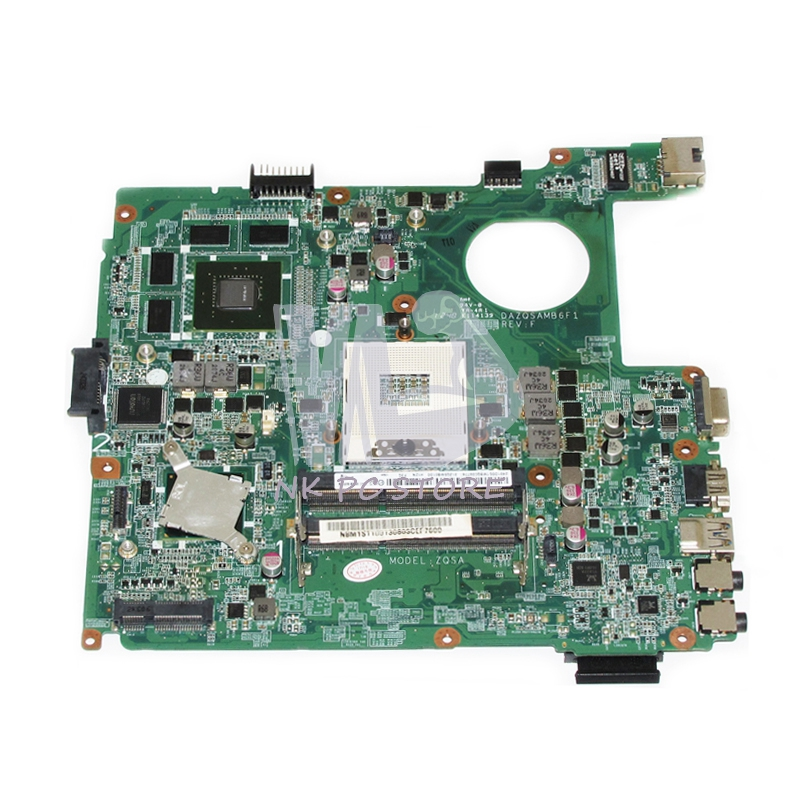 NBM1S11001 NB.M1S11.001 For Acer aspire E1-471 E1-471G Laptop Motherboard DAZQSAMB6F1 DDR3 GT630M Discrete Graphics kefu dazqsamb6f1 for acer e1 471 e1 471g aspire dazqsamb6f1 laptop motherboard ddr3 e1 471 mainboard 100% tested motherboard