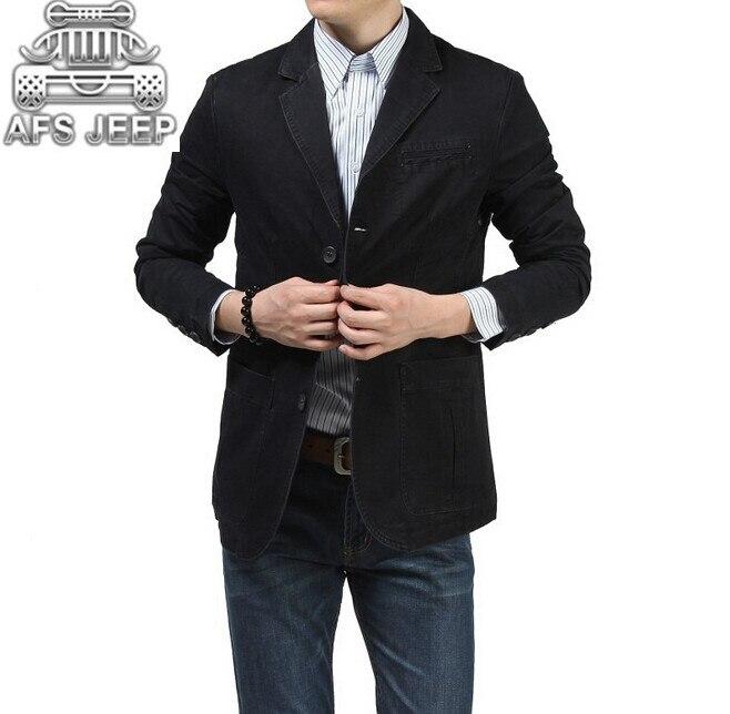 Nianjeep Marque Nature Fit army Black Casual Printemps Original 100 Hommes Nouveau 4xl Slim Veste Taille 2018 Automne Et Coton khaki Green Blazer Blazers n8xdgw0q