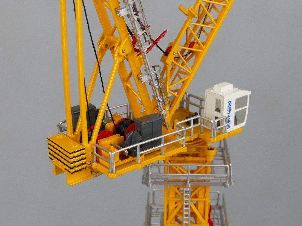 1:100 XCMG XGTL 180 игрушечный башенный кран