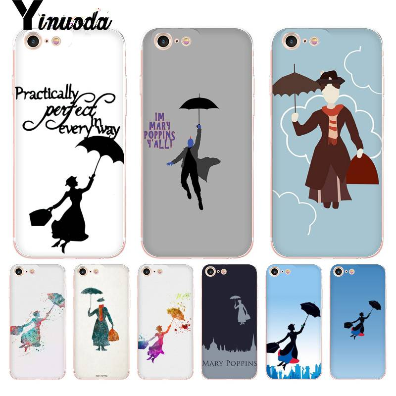 mary poppins iphone 6s plus case
