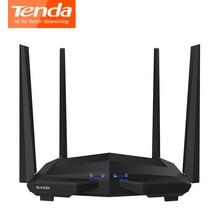 Kablosuz yönlendirici Tenda AC10 Dual band 2.4G/5G WIFI router 1000 Mbps Gigabit kablosuz Tekrarlayıcı 802.11AC Uzaktan kumanda APP