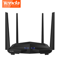 Wireless Router Tenda AC10 Dual Band 2 4G 5G WIFI Router 1000Mbps Gigabit Wireless Repeater