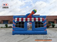 Ice Cream Inflatable Bouncer For Children High Quality Colorful Inflatable Bouncer For Sales