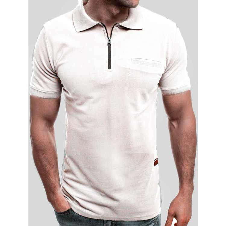 2019 New Fashion Men's Pure Color Polo Shirts Casual Short Sleeve Polo Shirt  Big Size 3XL Brand Men Clothing