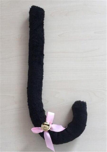 Anime Piękny Kot Tail Party Pokojówka 50 Cm Ogon Lisa Cosplay