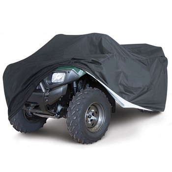 Dust Heat Resistant Snow Waterproof ATV Car Cover Protection Universal Rain Quad