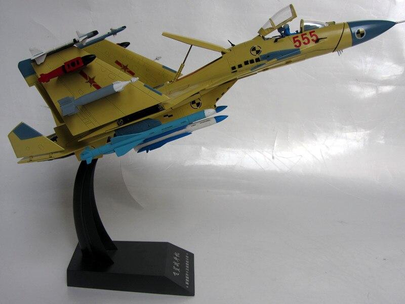 1/48 Scale Plane Model Toys China J 15/Flying Shark/Flanker