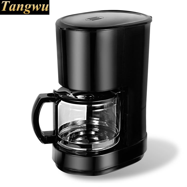 Fully automatic coffee maker can be used to make tea machine keep drip coffee maker uses the american drizzle to make tea drinking machine