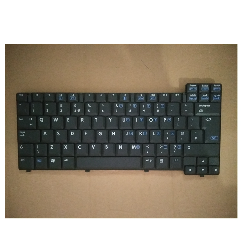 New English Laptop Keyboard For Hp Nx6320 Nc6320 Nx6325 Nx6335 Black Uk Layout Keyboard For Hp Laptop Keyboard For Hplaptop Keyboard Aliexpress