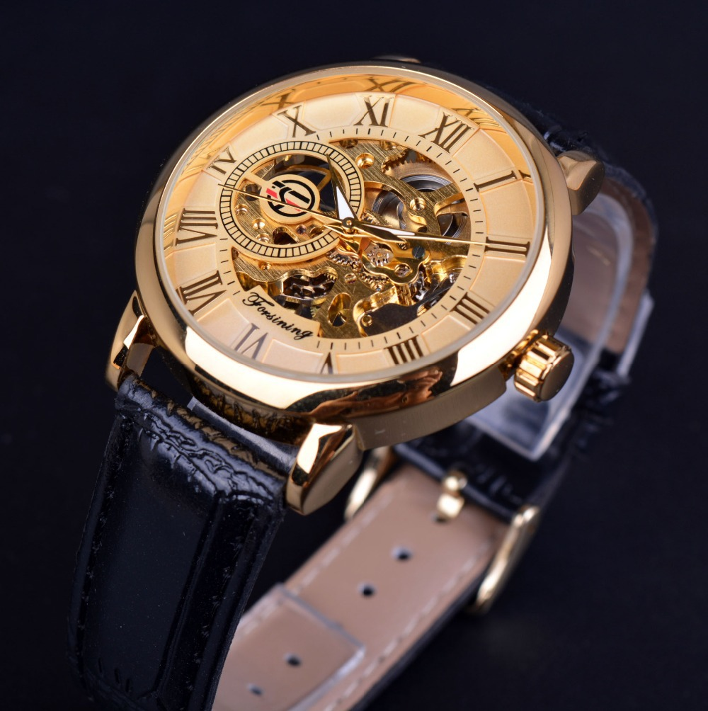 aliexpress com buy forsining skeleton 3d literal r retro aliexpress com buy forsining skeleton 3d literal r retro design mens gold watch designer watches luxury wrist watches for men mechanical watch from