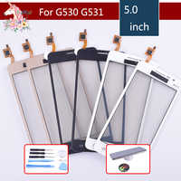For Samsung Galaxy Grand Prime G531F SM-G531F G530H G530 G531 G530 G5308 Touch Screen Sensor Display Digitizer Glass Replacement