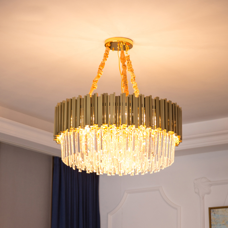 Vienxim Living room chandelier post modern creative personality art light luxury crystal restaurant luxury designer Nordic lamps
