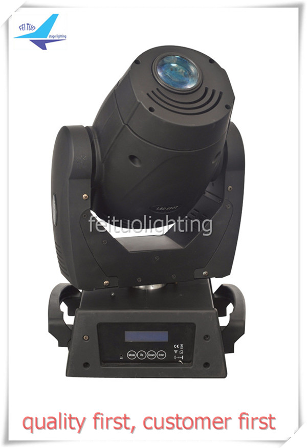 free shipping 6pcs/lot Disco Lighting 180w Spot Moving Head Led Light Powercon 3 Prism DMX Sound Active Stage Club Bar Projector