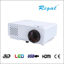 NUEVA RD810 hdmi home theater mini proyector de vídeo led mini proyector de ordenador