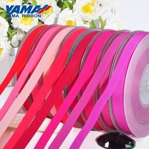 """Image 5 - יאמה מבהיקי סרט 2 """"2.5"""" 3 """"3.5"""" 4 """"אינץ 50 57 63 75 89 100 mm 100 מטר/הרבה אדום סדרת עבור Diy שמלת אבזר בית"""