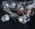 100 pcs Luz Dependent Resistor Ldr 5 MM LDR 5800B Inócuo