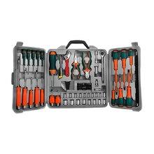 Набор ручного инструмента Sturm! 1310-01-TS6 (101 предмет в удобном кейсе. отвертки, гаечные ключи, биты, головки торцевые, храповик)