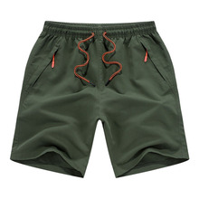 Men Shorts Quick-Drying Male Summer Plus-Size Casual New Boy Cheap Black Youth Teenage