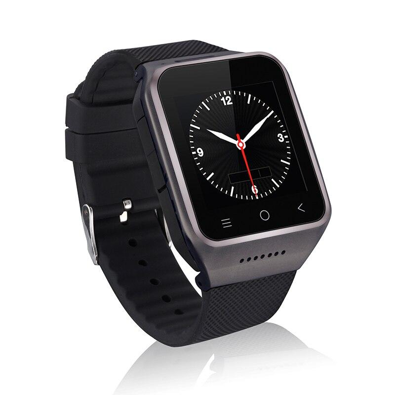 S8 Android montre intelligente MTK6580 Quad Core smartwatch 1 GB Ram 16 GB Rom WIFI GPS caméra 3G WCDMA Bluetooth appareils portables horloge