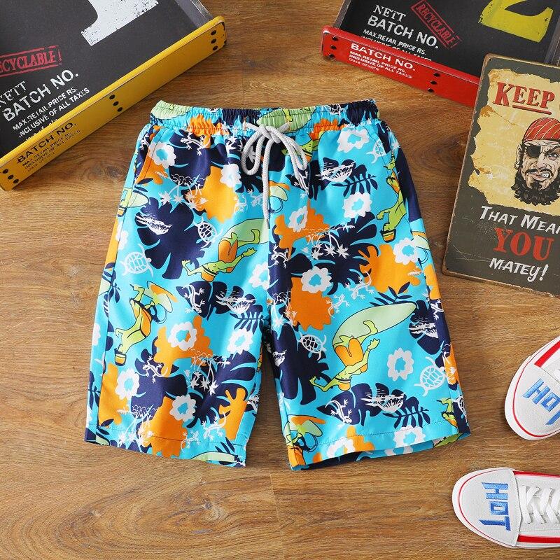 2019 New Hot Beach Shorts Men Summer Quick Dry Comfortable Beachwear Homme Couple Casual Hawaii Printing Shorts
