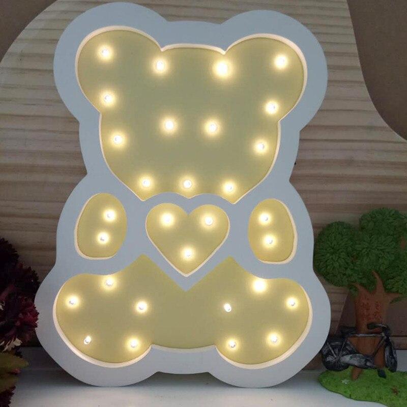 Luzes da Noite iluminação interior Bateria : 2pcs x aa (not Included)