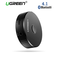 Ugreen Bluetooth 4 1 Adapter 3 5mm Bluetooth Audio Receiver Wireless Music Adapter For Home Stereo