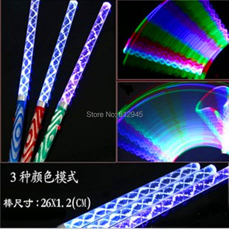 Wholesale New concert flashing light stick water acrylic rods Plastic Bubble Game Water Toys