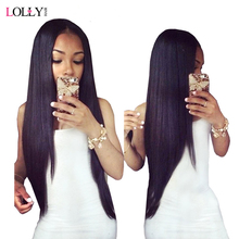 Lolly Straight Hair Bundles With Closure Brazilian Hair Weave Bundles With Closure Human Hair Bundles With Closure Remy Hair