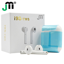 wireless headset i9s tws bluetooth earphone ear headphone mono small stereo earbuds hidden invisible earpiece micro  for phone