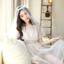 sexy lingerie hot bride wedding dress porn baby doll erotic lingerie women exotic apparel sexy costumes underwear role play