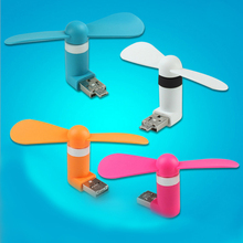 Pocket Fans USB Gadget Portable Summer Micro USB Cooling Fan Mini Fan Universal For Xiaomi Android