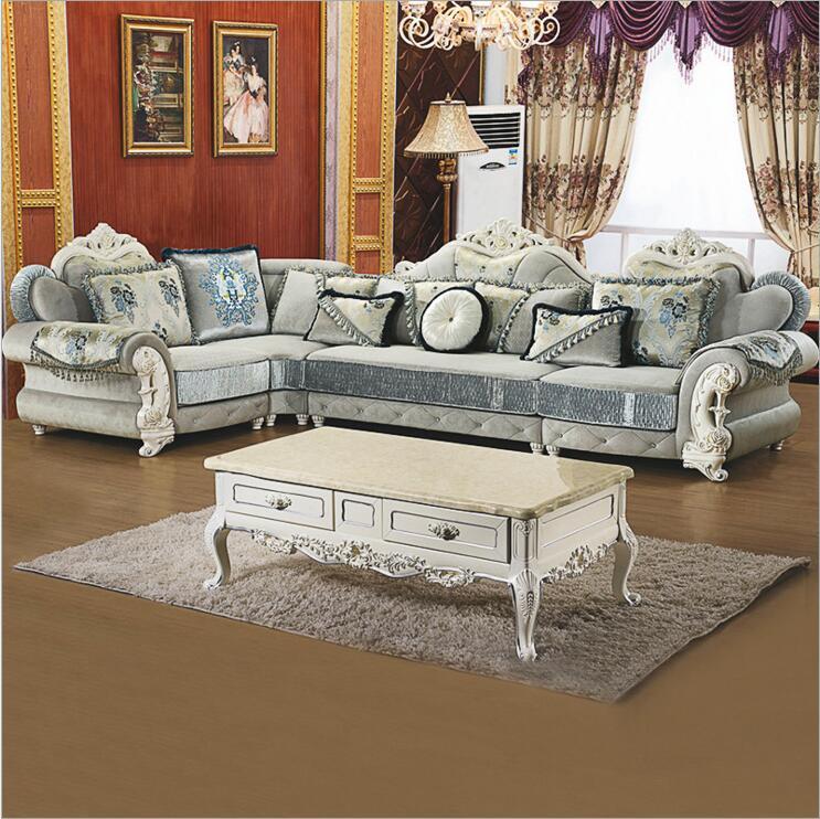 Admirable Vente Meubles De Salon Moderne Tissu Canape Europeenne Sofa Interior Design Ideas Gentotryabchikinfo