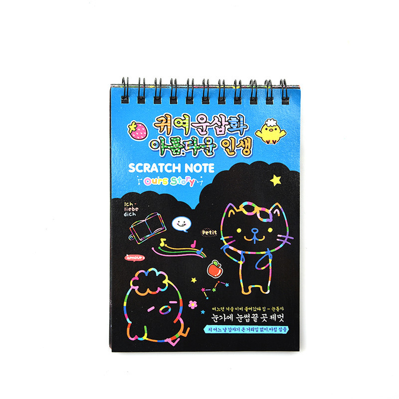 Hot-4-Colors-Innovative-Early-Education-Child-Scratch-Painting-Drawing-Book-Board-Juguetes-For-Children-Education-Drawing-Toys-3