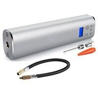 CARGOOL Rechargeable Electric Air Pump Mini Inflatable Pump Portable Air Compressor Digital Display Tire Pressure Preset