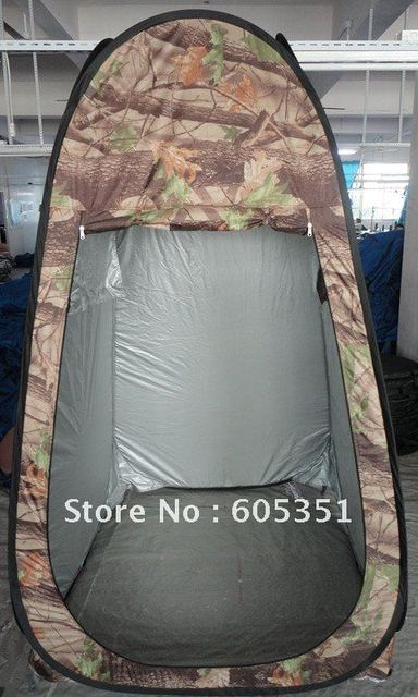 Free Shipping Portable Camouflage C&ing Tent/Shower Tent/Pop up Toilet/Changing Tent & Free Shipping Portable Camouflage Camping Tent/Shower Tent/Pop up ...