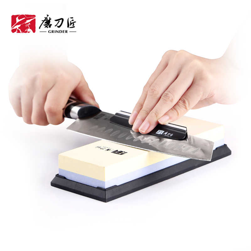 [TAIDEA] GRINDER Kitchen Professional Knife Sharpener 1000# 240# Grit Water Grinding Stones Honing Whetstone Sharpening Machine