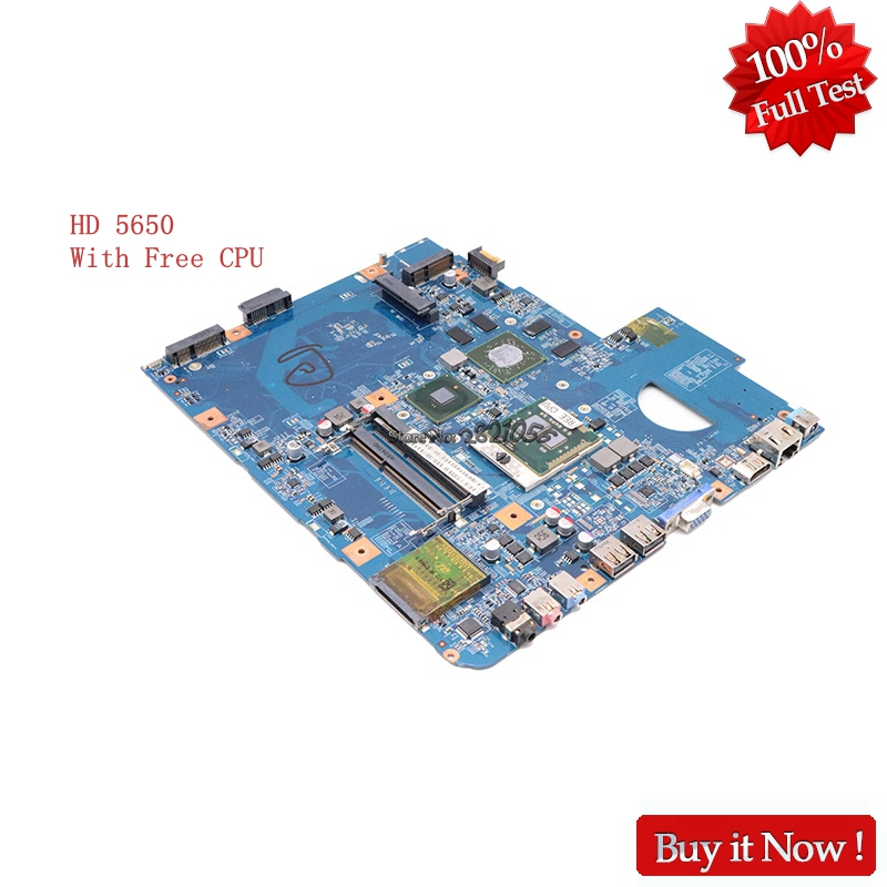 NOKOTION MBPM701001 MB.PM701.001 Main Board For Acer aspire 5740 48.4GD01.01M laptop motherboard HM55 DDR3 HD 5650NOKOTION MBPM701001 MB.PM701.001 Main Board For Acer aspire 5740 48.4GD01.01M laptop motherboard HM55 DDR3 HD 5650
