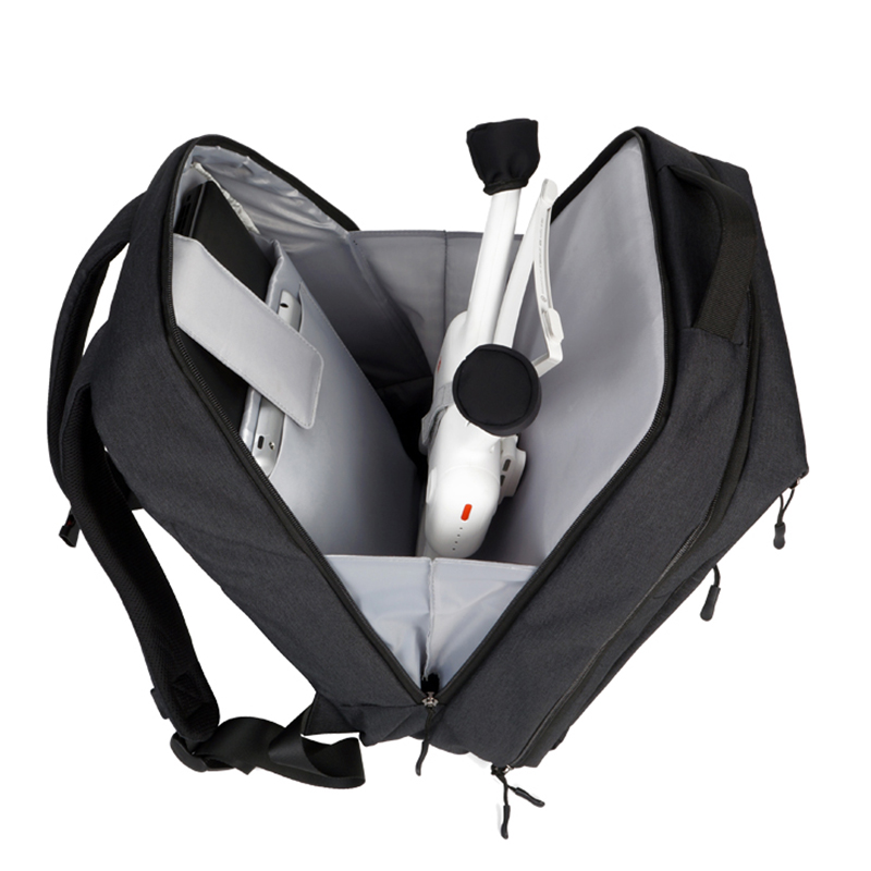 Caden W8 Drone Bag Backpacks For Xiaomi Business Travel Waterproof Nylon Drones Backpack Cases Mi With Rain Cover In Camera Video Bags From