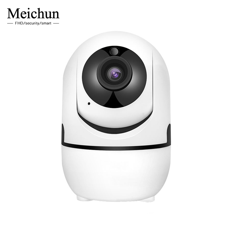 MEICHUN 1080P Cloud IP Camera Security Surveillance CCTV Camera Home Security Wireless Camera Smart Auto Tracking Mini Wifi CamMEICHUN 1080P Cloud IP Camera Security Surveillance CCTV Camera Home Security Wireless Camera Smart Auto Tracking Mini Wifi Cam