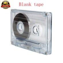 Стандартный Кассетный пустой ленточный плеер пустой 60 минут Магнитная аудиолента запись для MP3 CD DVD плеер Речевая Запись музыки