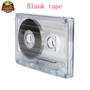 Tape-Player Recording Audio-Tape Blank Speech Mp3 Cd Empty Standard Cassette Magnetic